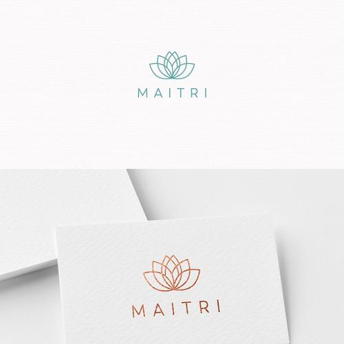 Logo design for a mindfulness community