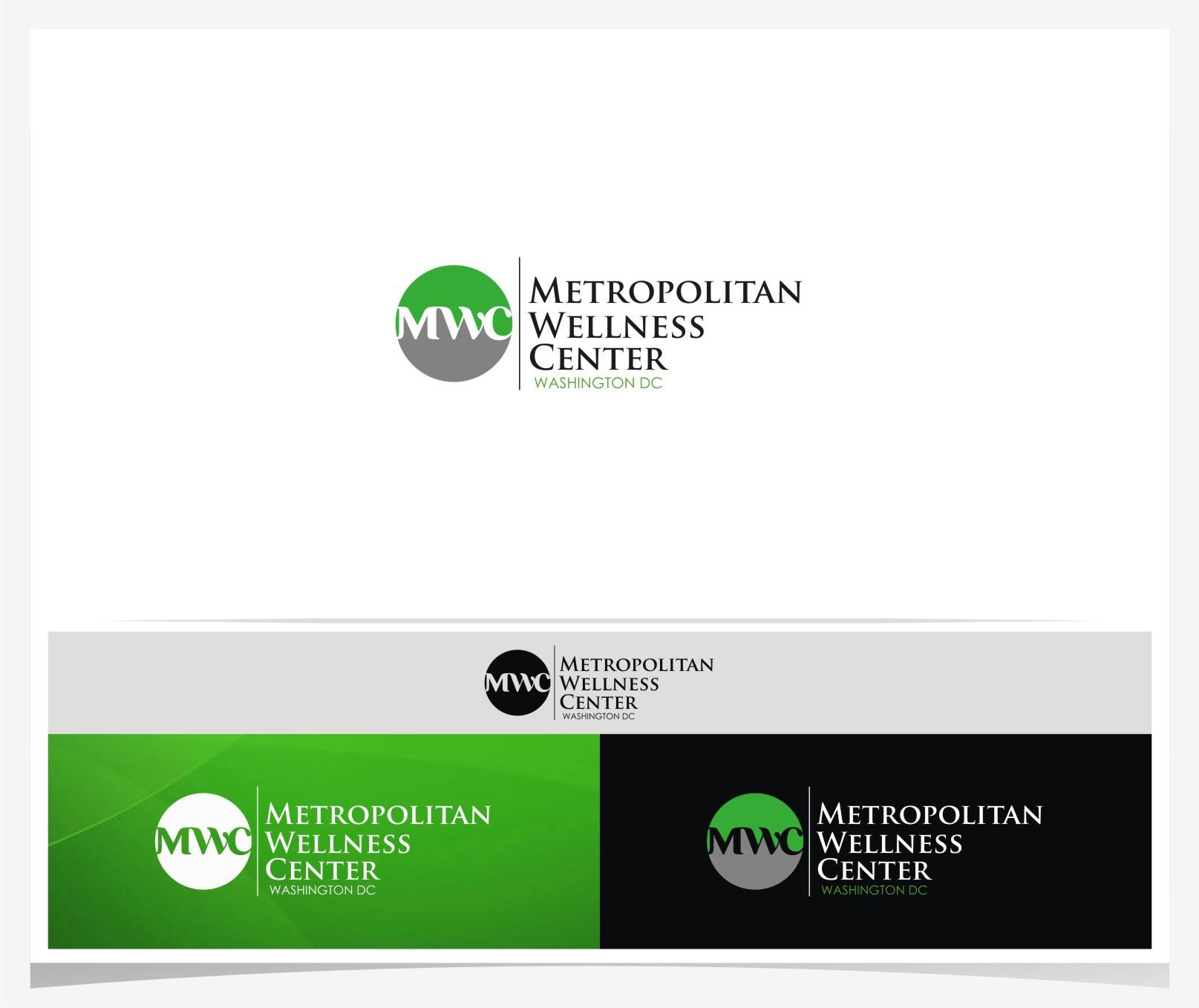 Create the next logo for Metropolitan Wellness Center