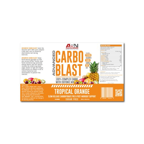 carbon blast