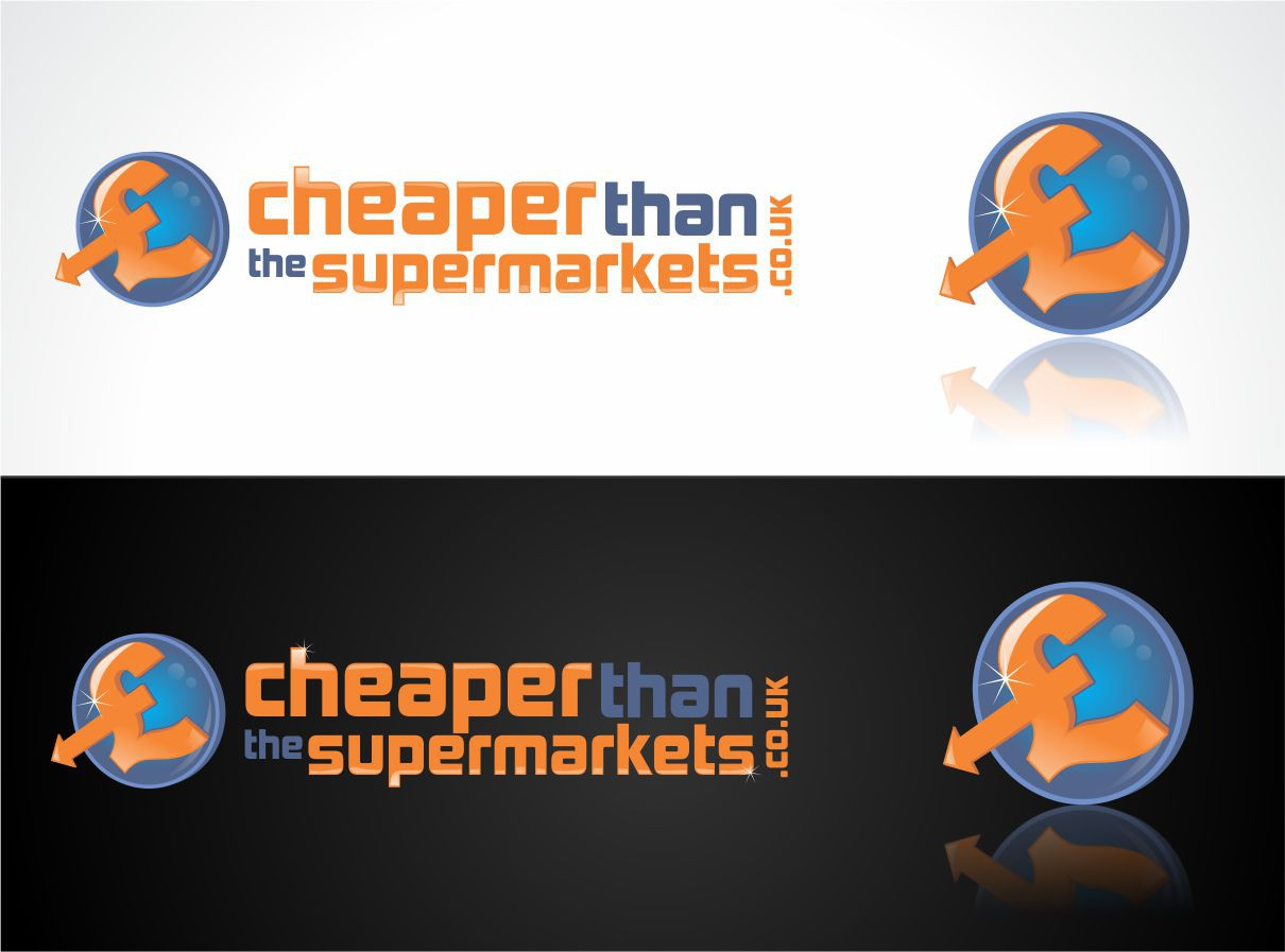 New logo wanted for Cheaperthanthesupermarkets.com / co.uk