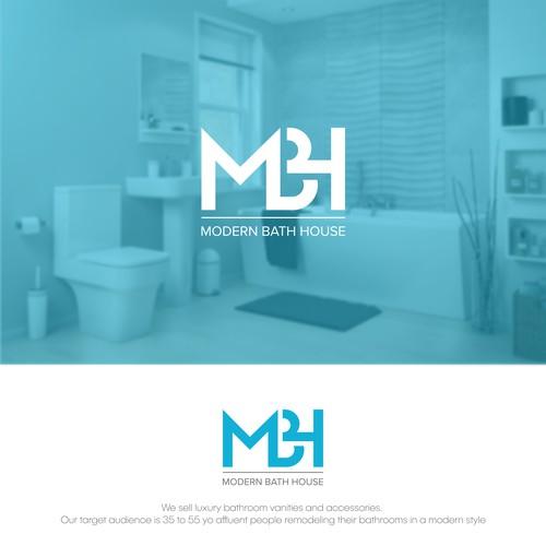 Luxury BATH HOUSE logo