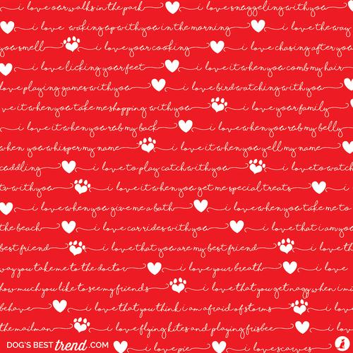 Valentine Scarf
