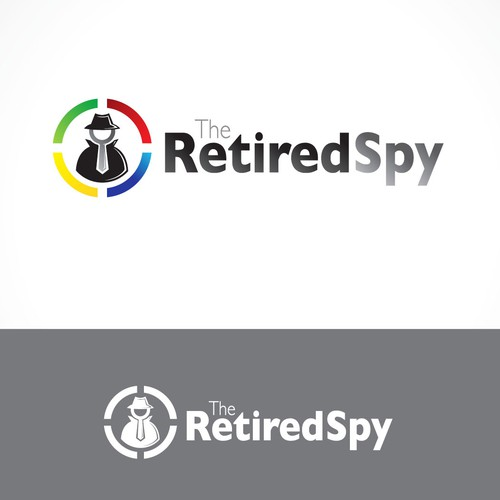 The Retired Spy needs a new logo