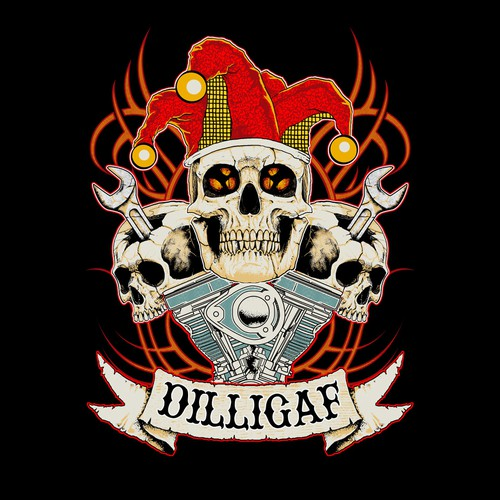 dilligaf design