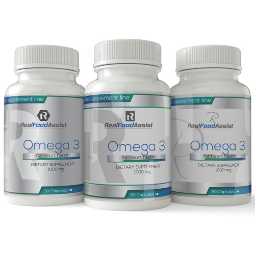 Real Food Assist - Nutritional Supplement Company label