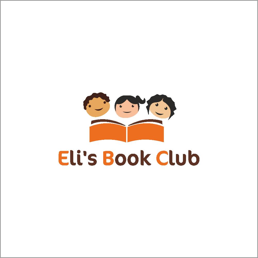 Create an inspiring, aspirational brand identity for Eli's Book Club