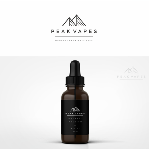 Logo for Organic Premium eJuice