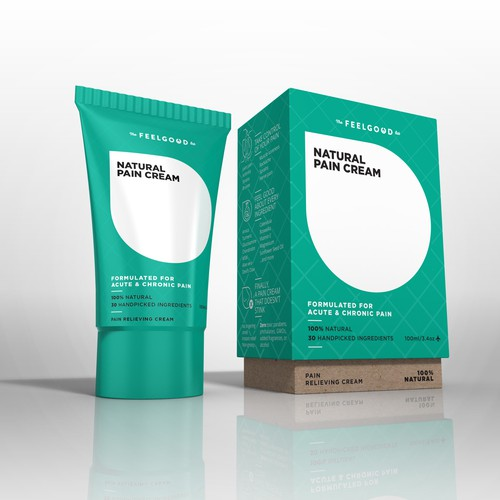 Packaging for a top selling health product