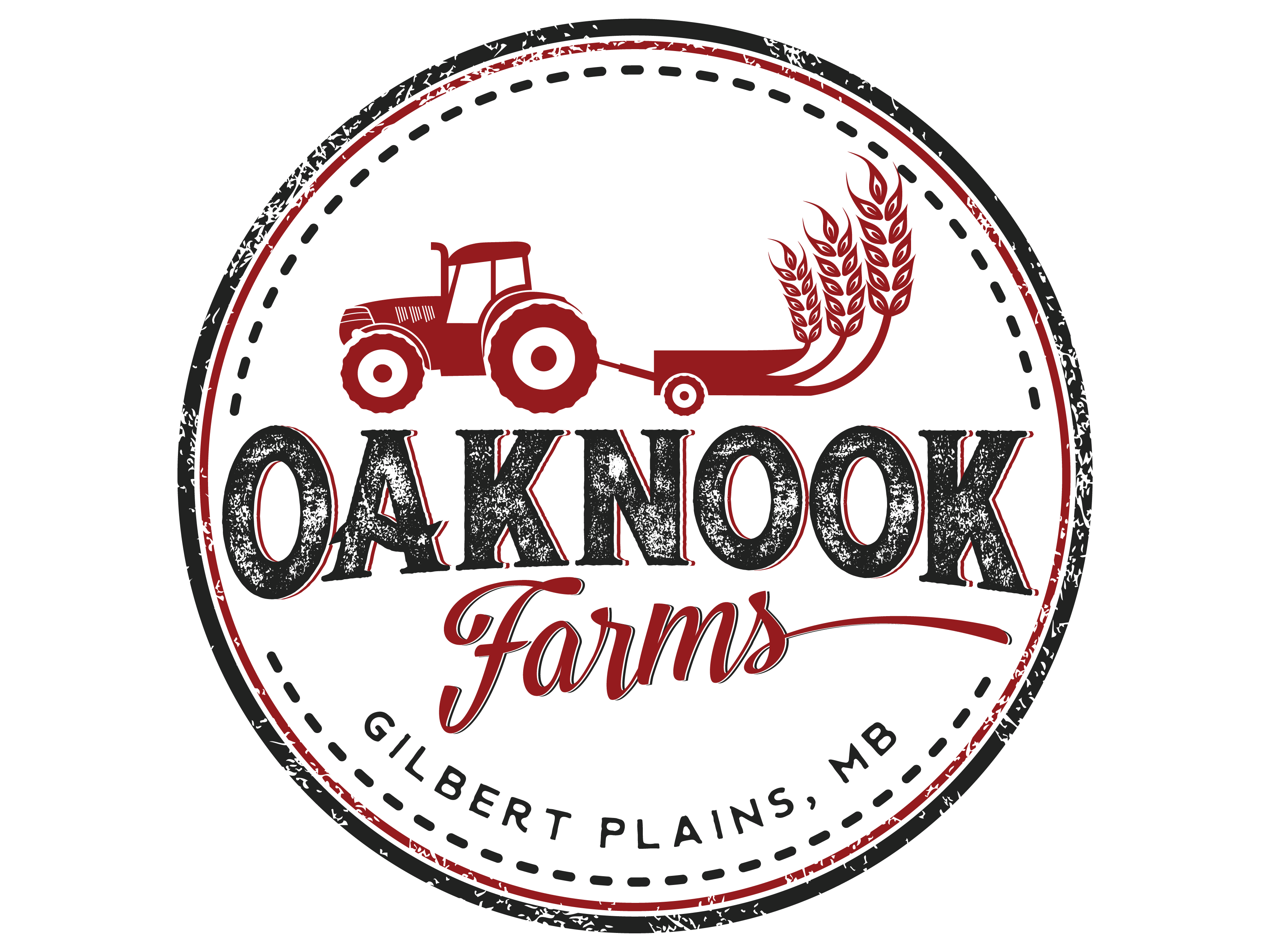 Create a unique family farm logo