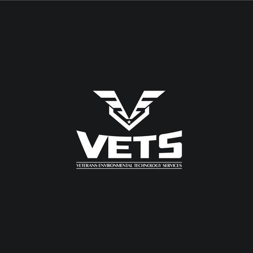 """Logo design for """"VETS"""""""