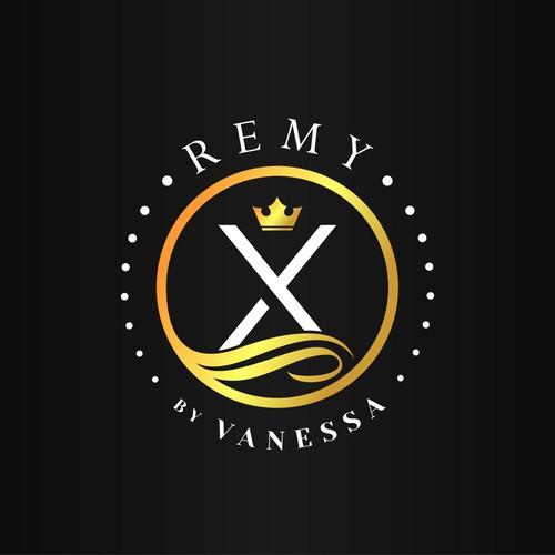 Remy X by Vanessa Logo Design
