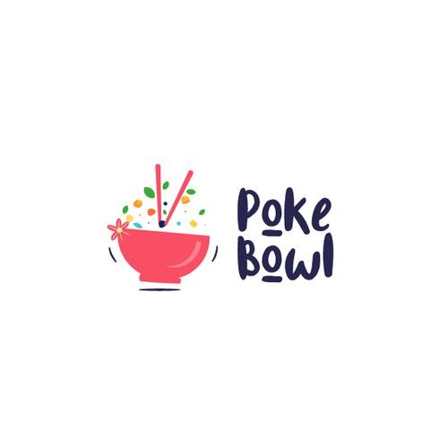 logo poke bowl
