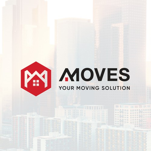 Logo Designs for Moves