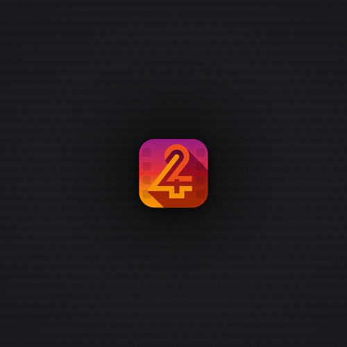 Create a logo for FortyTwo (iOS app)