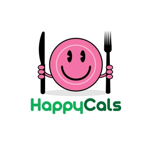 Logo for HappyCals