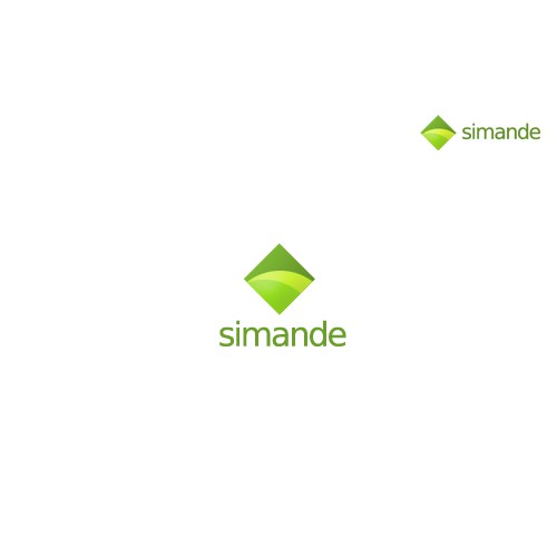 Logo design for simande, a small web development shop