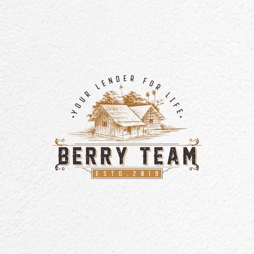 Berry Team Logo Design