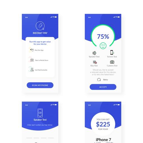 Instant Payment Gateway App
