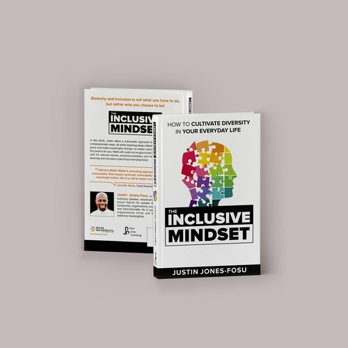 Design a Cover for an Important Book Project on Diversity & Inclusion