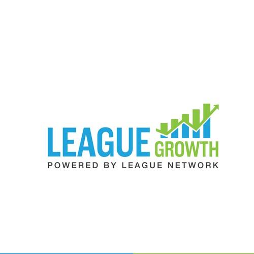LEAGUE GROWTH logo.