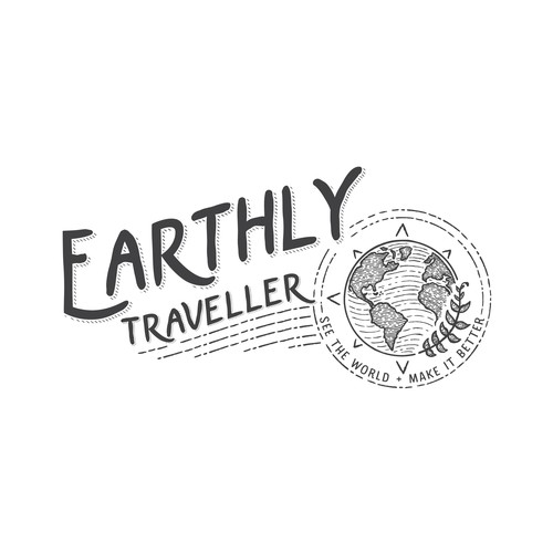 Custom Logo for Earthly Traveller