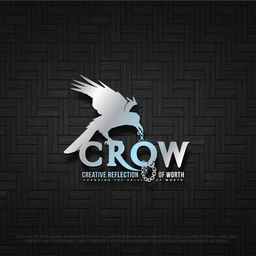 Bold, Gritty and Aggressive CROW design NPO