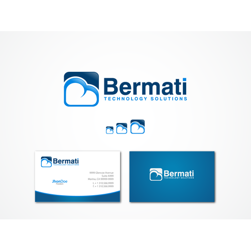 New logo wanted for Bermati Technology Solutoins