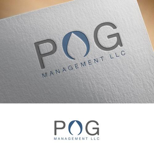 Logo Design POG Management LLC
