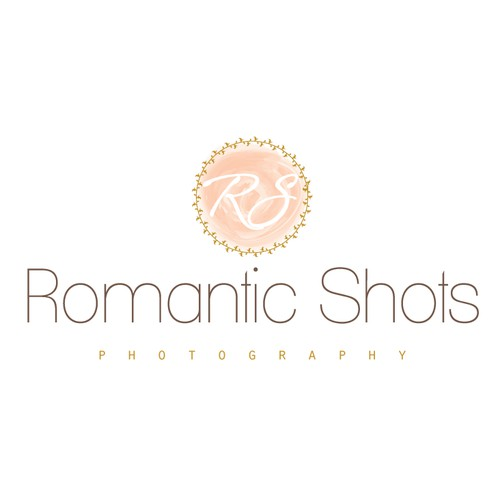 logo for Romantic Shots Photography