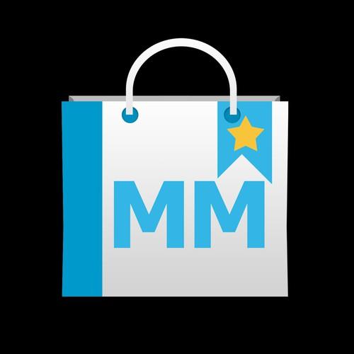 Design new app icon for MarketMarks!