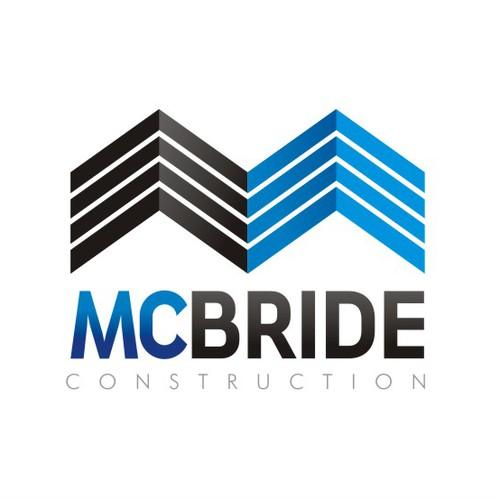 Logo for McBride Construction
