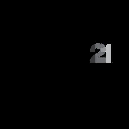 Type-based logo