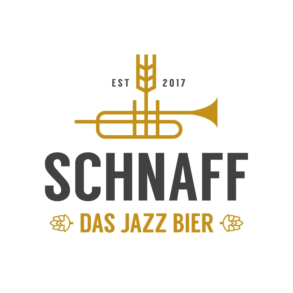 Create a Logo for the new tasty beer by two young German Jazz Brothers