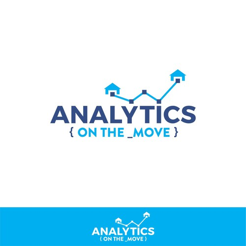Logo for Analytics company