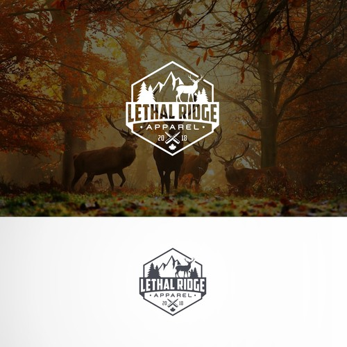 Win Design for Lethal Ridge Apparel