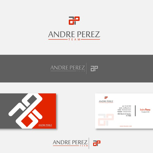 Logo Concept for Andre Perez Team