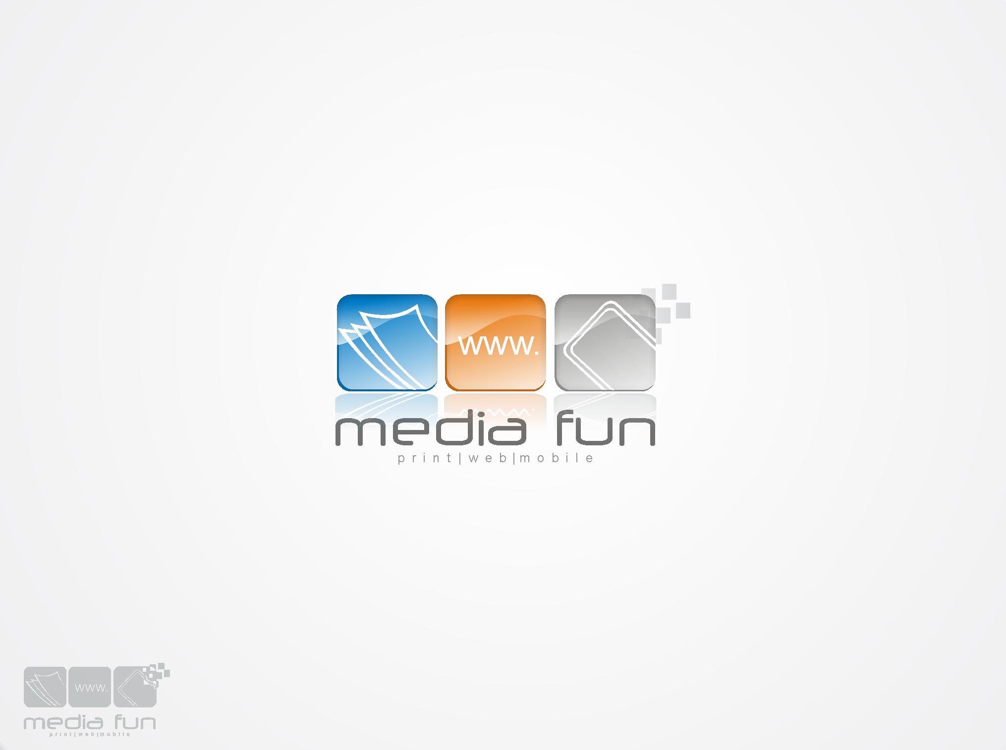 Create the new logo of Media Fun