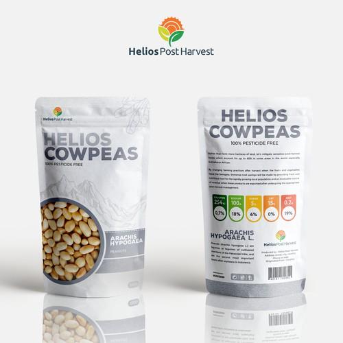 HELIOS COWPEAS - OPTION 4