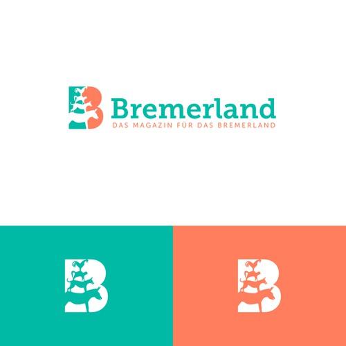 Bremerland Online Magazin Logo