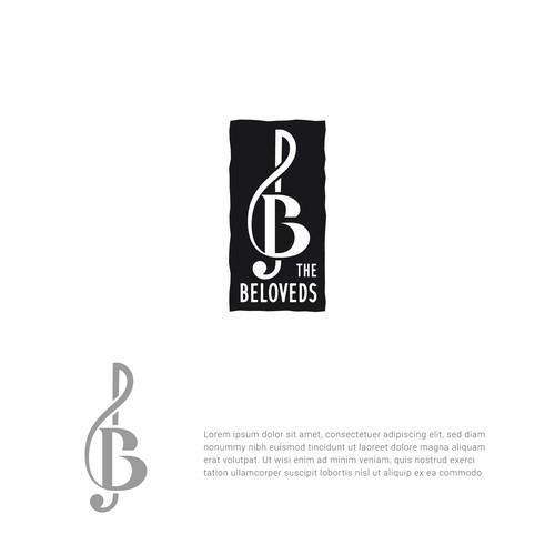 The Beloveds Logo Design