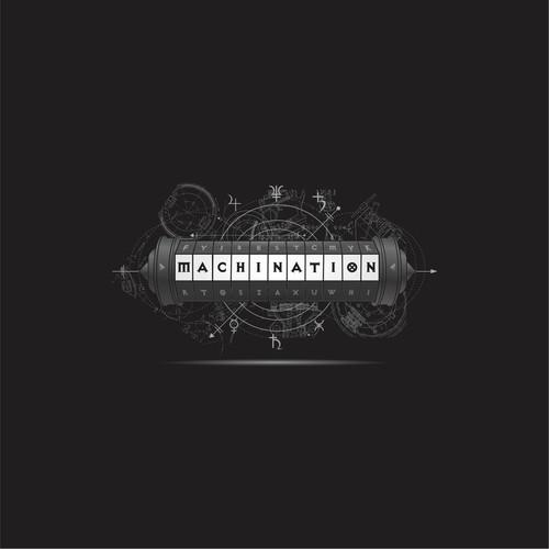 logo design for machina film company
