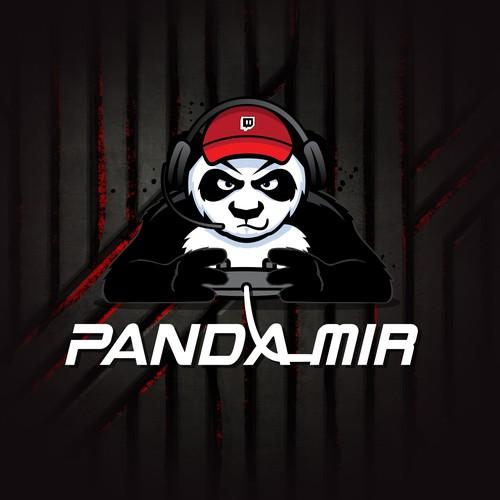 PanDa_Mir Logo