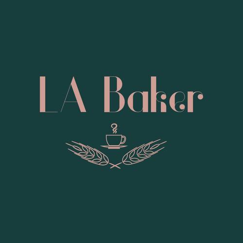 Bold logo proposal for a cafe&bakery concept