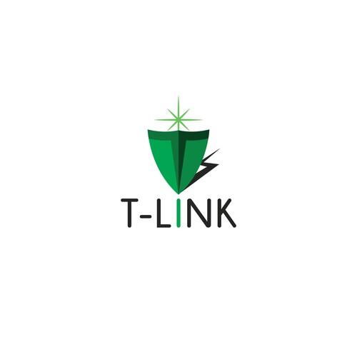 Logo for T-link