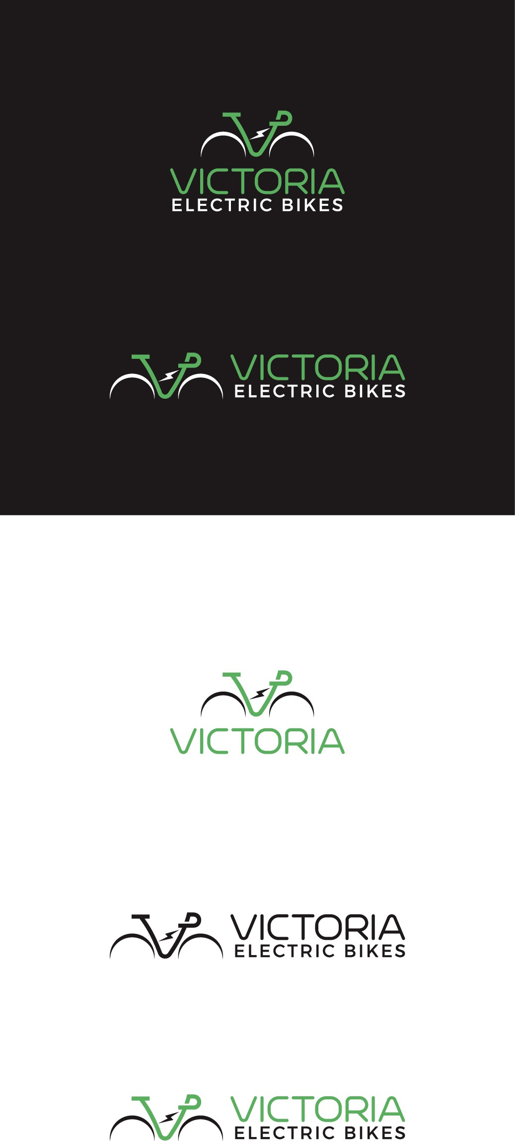 Design an Energizing Logo for Victoria Electric Bikes