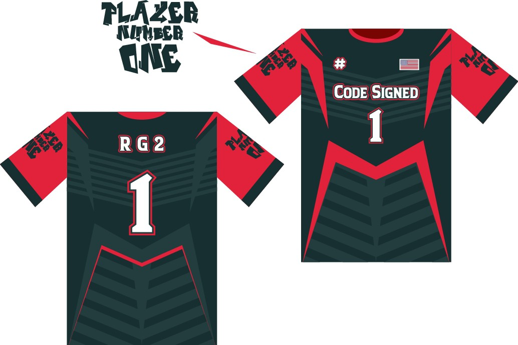 Design a #CodeSigned Jersey For Gamers
