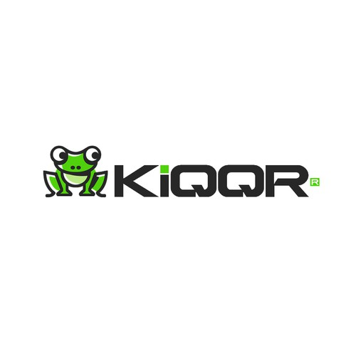 Logo for Dutch holding company Kiqqr.