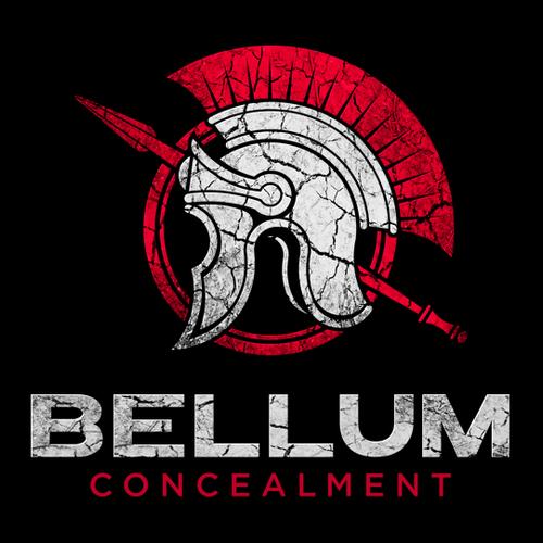 Logo design for Bellum Concealment
