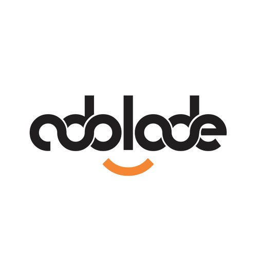 Create a logo for Adolade, a new company with a fresh approach to adverstising