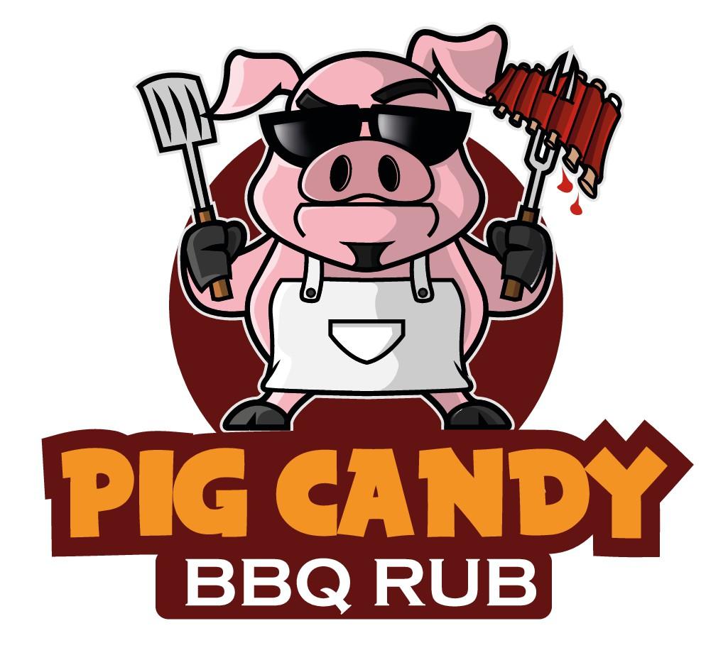 Pig Candy BBQ Rub Logo